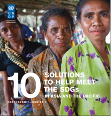 10 solutions to help meet the SDGs in Asia and the Pacific