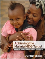 Achieving the malaria MDG target: reversing the incidence of malaria 2000–2015
