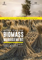 Action plan for biomass management: report of the task force on biomass management
