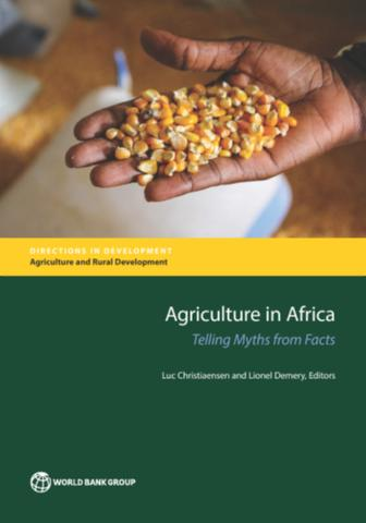 Agriculture in Africa: telling myths from facts