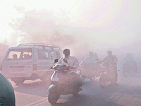 Air quality in Delhi this August worse than that of last year: CPCB