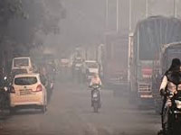 A week before Diwali, Delhi's air quality goes into red zone