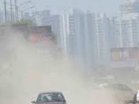 Pollution at Teen Hath Naka 300% higher than normal: Study