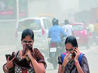 Hyderabad's air quality is passable: Central Pollution Control Board report