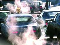 Air pollution may hit you in car too