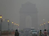 After two-day breather, Delhi's air quality plunges again