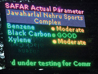 PCBA monitoring only 3 of 12 air pollutants: CAG