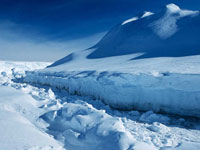 Heat source under Antarctica melting its ice sheet: NASA