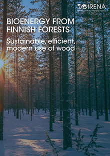 Bioenergy from Finnish forests: sustainable, efficient, modern use of wood