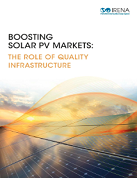 Boosting global PV markets: the role of quality infrastructure