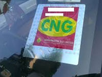 CNG rush to contain air pollution level