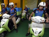 Centre launches pilot to run two wheelers on CNG