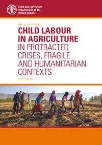 Child labour in agriculture in protracted crises, fragile and humanitarian contexts