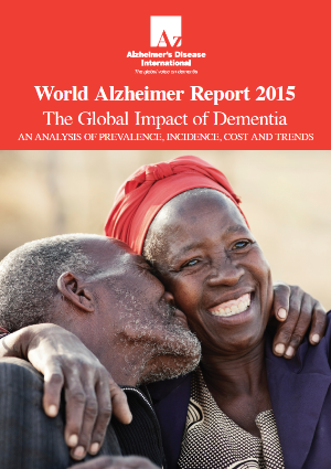 World Alzheimer Report 2015: the global impact of dementia