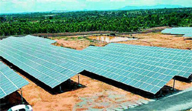 Andhra Pradesh solar parks to add 1,300MW to power grid