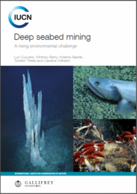 Deep seabed mining: a rising environmental challenge