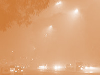 Air quality barely improves after Diwali