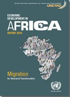 Economic development in Africa report 2018: migration for structural transformation