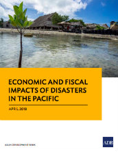 Economic and fiscal impacts of disasters in the Pacific