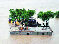 5 die in flood-related incidents in Uttar Pradesh