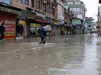 Climate change responsible for frequent flood in Leh