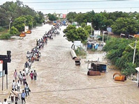 Flood situation turns critical