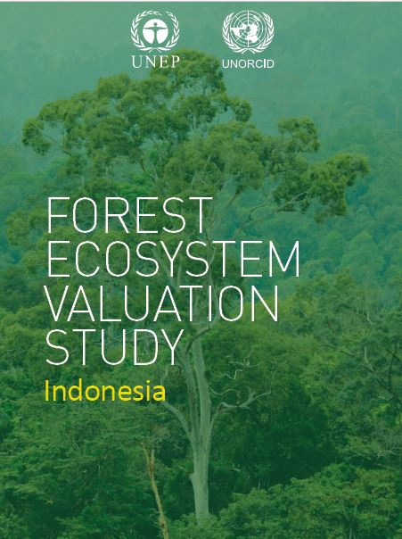 Forest ecosystem valuation study: Indonesia