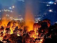 Uttarakhand forest fires could melt glaciers faster, say experts