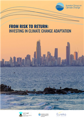 From risk to return: investing in climate change adaptation