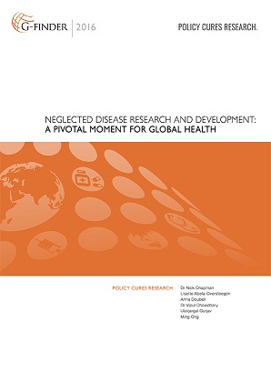Neglected disease research and development: a pivotal moment for global health