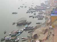 Speed up work on Namami Gange projects: Gadkari