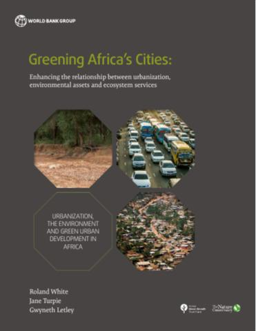 Greening Africa's cities:  enhancing the relationship between urbanization, environmental assets, and ecosystem services