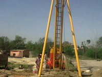 Authorities take groundwater route