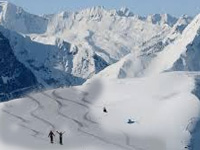 Heli-skiing set to start while green activists oppose