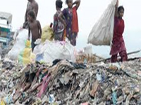 Environment panel seeks working space for rag-pickers