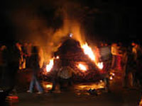 Unholy Holika bonfires cause pollution: Expert