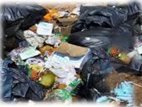 Biomedical waste dumping gets health dept in trouble