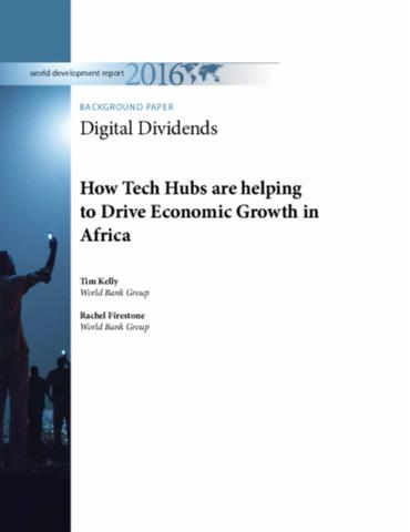 How tech hubs are helping to drive economic growth in Africa