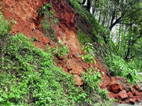 Five die in landslide at Araku