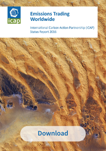 Emissions Trading Worldwide: International Carbon Action Partnership (ICAP) Status Report 2016