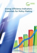 Energy efficiency indicators: essentials for policy making
