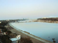 Expert to study Sabarmati pollution