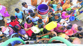 BMC data: Water contamination on rise in city after onset of monsoon