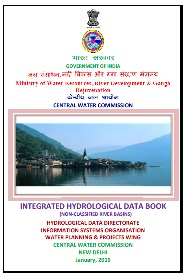 Integrated hydrological data book (non-classified river basins)