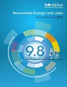 Renewable energy and jobs: annual review 2017
