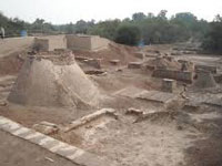 Indus era at least 8,000 years old, not 5,500; culminated due to climate change!