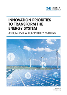 Innovation priorities to transform the energy system: an overview for policy makers