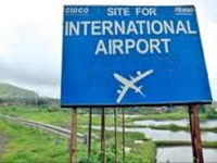 Land acquisition for airport expansion triggers protest