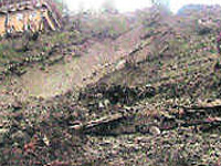 Landslide kills 5, injures 3 of a family in Lakhipur