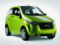 Mahindra Reva mulls launching products in Europe next year